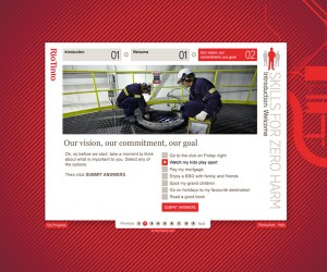 Rio Tinto – Skills for Zero Harm