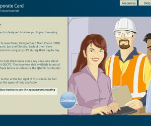 Department of Transport – Corporate card